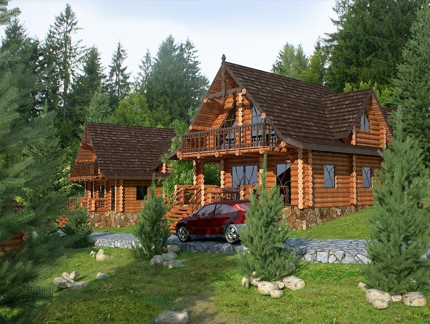 Колиби мотель с татарів